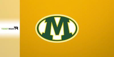 Medina Varsity Gymnastics 01.09