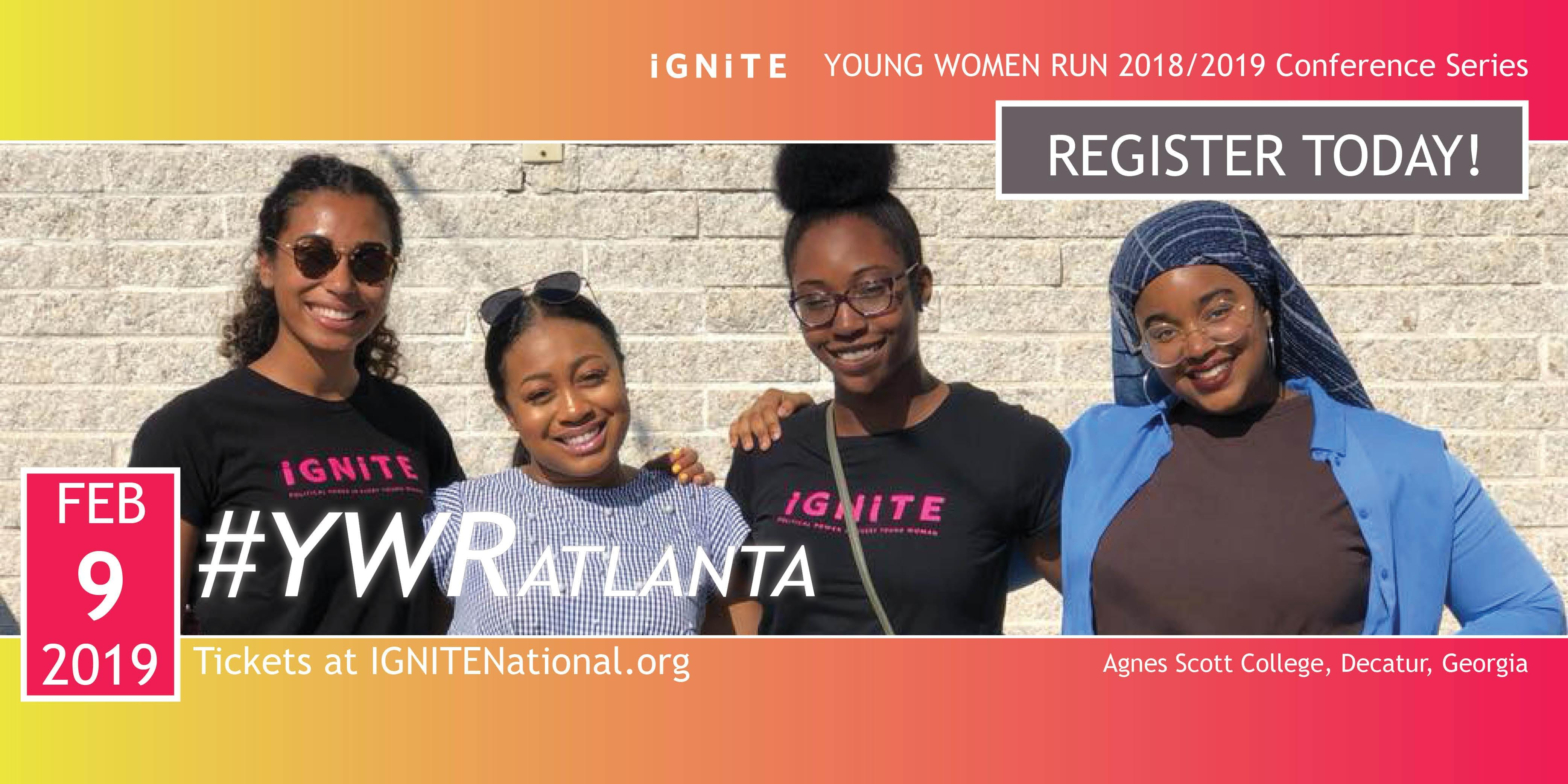 Young Women Run Atlanta