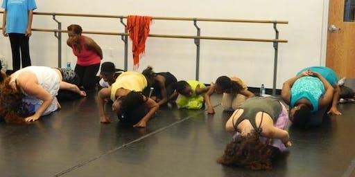 Haitian Folk Cardio Dance Class