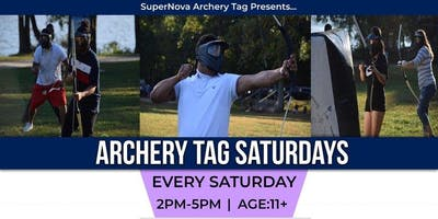 Archery Tag Saturdays