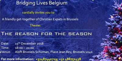 A Friendly Get-together of Christian Expats
