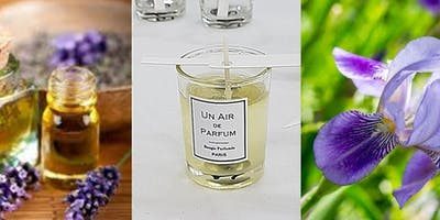 Atelier bougies parfumées