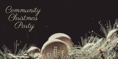 Community Christmas Party 2018