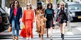 The New York Fashion Week Experience Fall/Winter