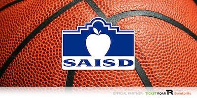 SAISD - Jan 29 Varsity Basketball @ LAC