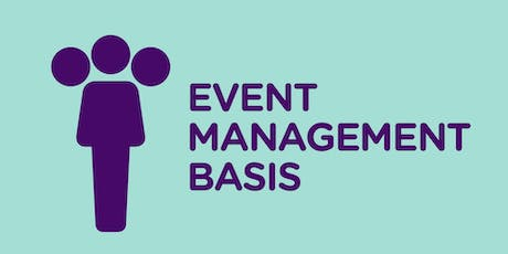 EVENTMANAGEMENT Basis Seminar November 2019 Tickets