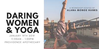Daring Women and Yoga