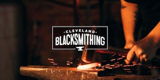 Full-Forging Weekend : Intro to Blacksmithing