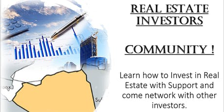 Real Estate Investors Community & Coaching (Nassau County, NY) tickets