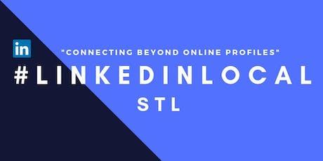 Linkedinlocal STL October 2019 tickets