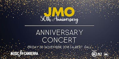 James McCusker Orchestra 50th Anniversary Concert