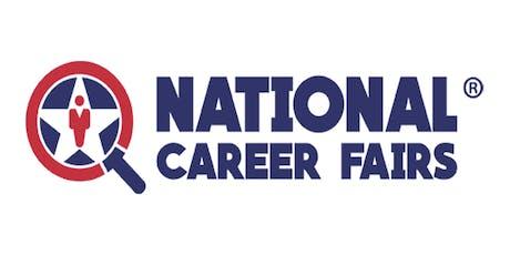 New Jersey Career Fair - July 31, 2019 - Live Recruiting/Hiring Event tickets