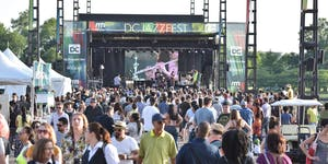 2019 DC JazzFest VIP Club Experience