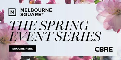 The Spring Event Series from Australia\