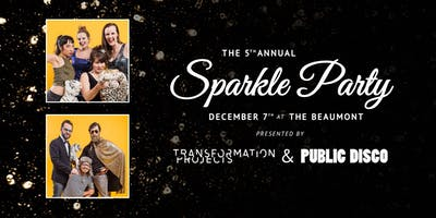 Sparkle Party 5: The Holiday Fete for Changemakers