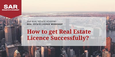 How to get Real Estate Licence Successfully?
