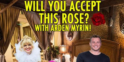 Will You Accept This Rose podcast with Arden Myrin, Paget Brewster, Rob Benedict, Bryan Safi and more @ Swedish American Hall