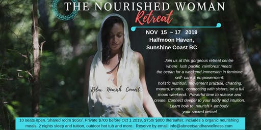 The Nourished Woman Retreat