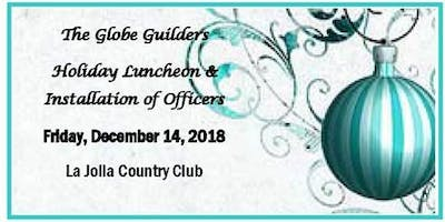 Globe Guilders Holiday Luncheon 2018
