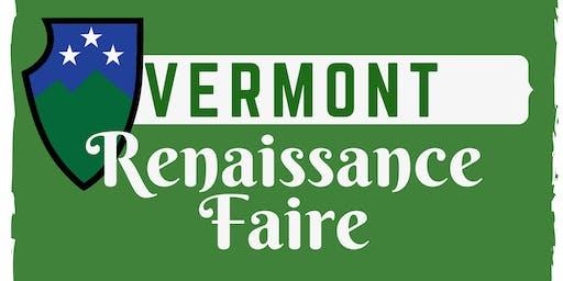 Vermont Renaissance Faire 2019