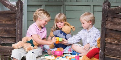 Parenting That Turns Sibling Rivalry into Sibling Revelry  (Preschool/Elementary)