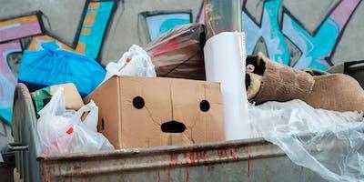 Burwood Brickworks: WastEd Live Pitch Event & Networking Drinks