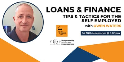 Loans & Finances for the Self-Employed Workshop