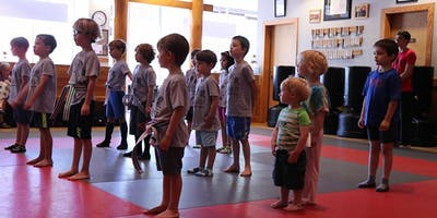 Afterschool Martial Arts at St. Thomas More (Winte