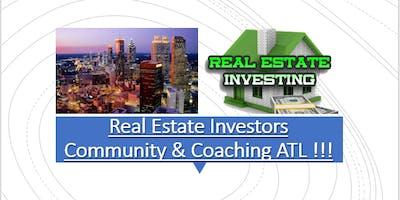 Real Estate Investors Community & Coaching (ATL)
