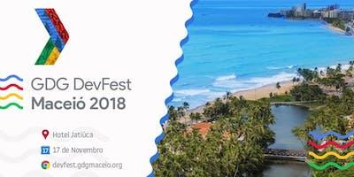 Hackathon by GDG DevFest Maceió 2018