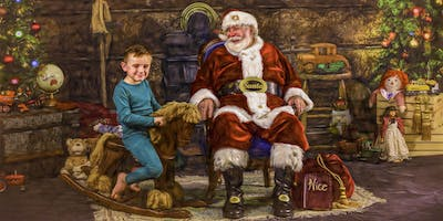 Santa Experience -Create your family keepsakes