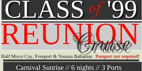 Ultimate Alumni Cruise tickets