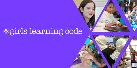 Girls Learning Code: Generative Art with Processing (For Ages 9-12) - Courtenay tickets