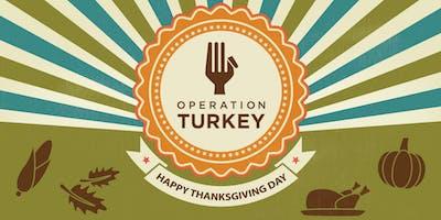 Operation Turkey - Santa Cruz