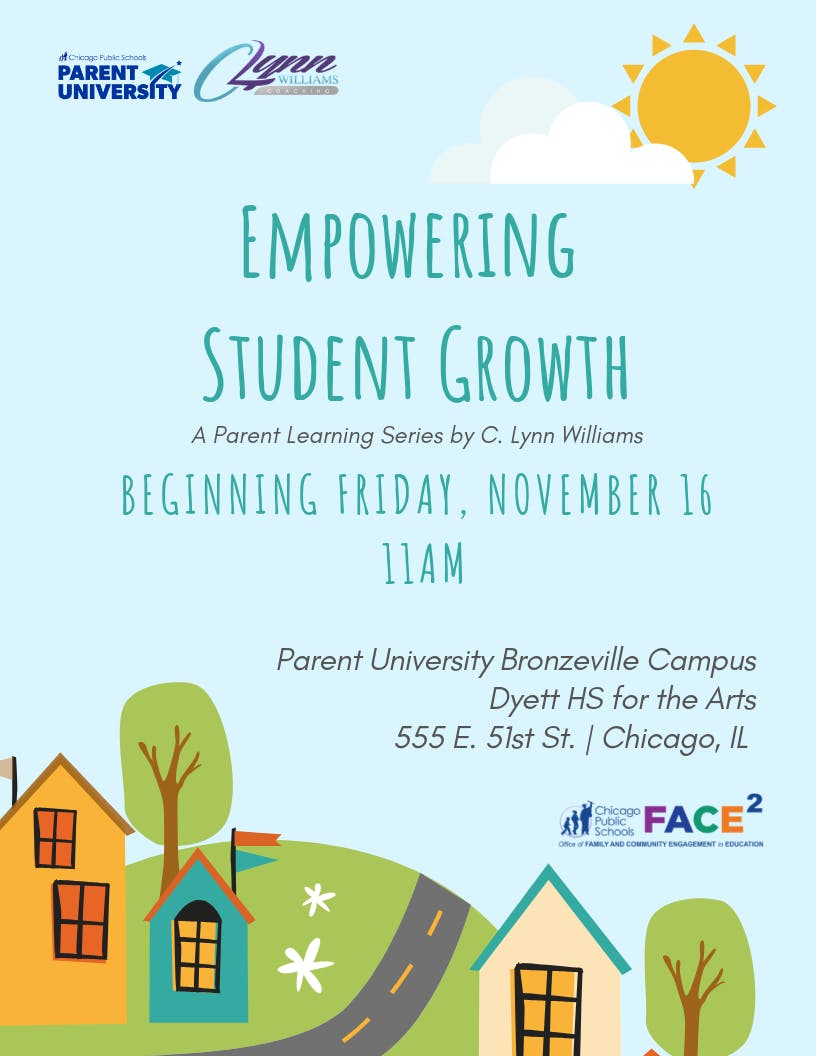Empowering Student Growth - An 8-Week Parent