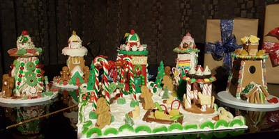 NEW! Gingerbread House Decorating Contest Thanksgiving Saturday!