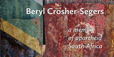 Author Talk: Beryl Crosher-Segers