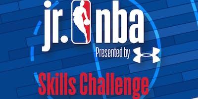Sandusky County YMCA NBA Skills Challenge