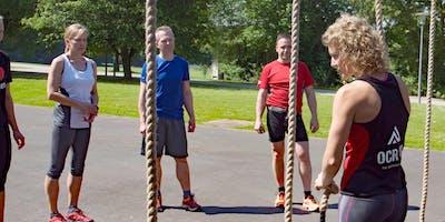 Hindernislauf-Workshop PADERBORN - für Einsteiger!