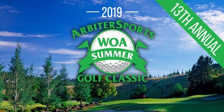 2019 WOA/ArbiterSports Summer Golf Classic tickets
