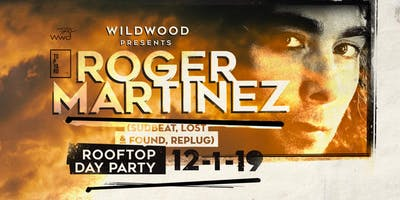 Roger Martinez (NED) Day Party
