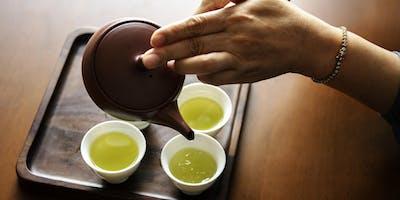 Méditation du thé en pleine conscience