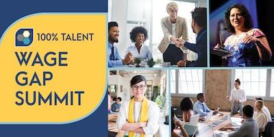 100% Talent Wage Gap Summit