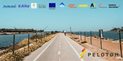 Peloton Club: Last Mile - Älykkäitä ratkaisuja merille, metsiin ja kaupunkeihin