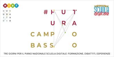 Noelia Di Pretoro - CRAB - Il laboratorio Open per la formazione di docenti e alunni sui temi di coding e robotica