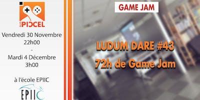 Ludum Dare #43 : la Game Jam en 72h - EPIIC & Sud Piccel