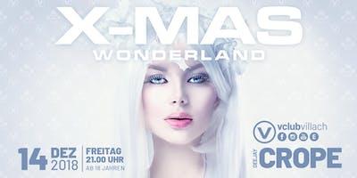X-MAS Wonderland mit DJ Crope