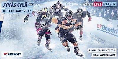 Red Bull Crashed Ice Jyväskylä - Ice Club