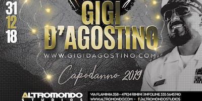 Capodanno 2019 Altromondo Studios Gigi D'Agostino