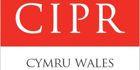 CIPR Cymru Conference: Making the most of our digital skills tickets